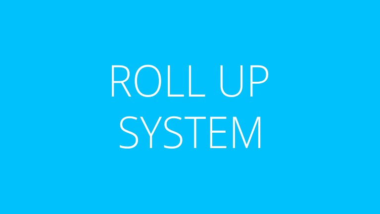 roll up system